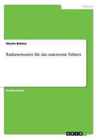 Radarsensoren für das autonome Fahren