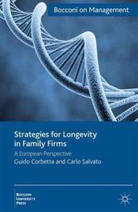 Strategies for Longevity in Family Firms