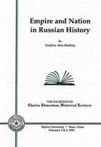 Empire and Nation in Russian History