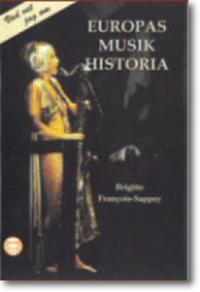 Europas musikhistoria