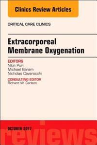 Extracorporeal Membrane Oxygenation (ECMO), An Issue of Critical Care Clinics, E-Book