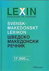 Svensk-makedoniskt lexikon