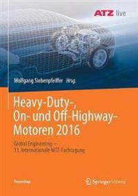 Heavy-duty-, On- Und Off-highway-motoren 2016