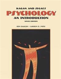 Kagan & Segal's Psychology: An Introduction