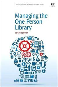 Managing the One-Person Library