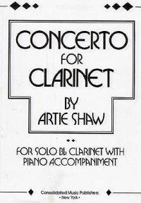 Artie Shaw - Concerto for Clarinet