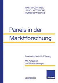 Panels in Der Marktforschung