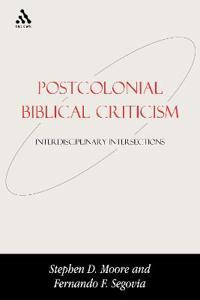 Postcolonial Biblical Criticism