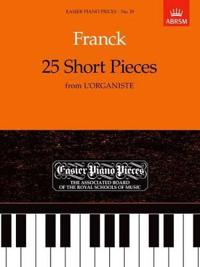 25 Short Pieces from 'L'Organiste'