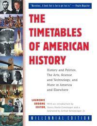 The Timetables of American History