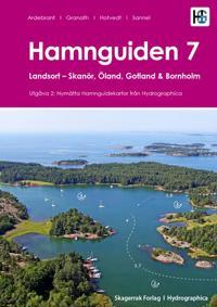 Hamnguiden 7 Landsort - Skanör, Öland, Gotland & Bornholm