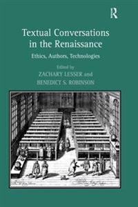 Textual Conversations in the Renaissance