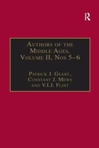 Authors of the Middle Ages, Volume II, Nos 5-6