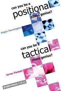 Can You Be a Chess Genius? / Can You Be a Tactical Chess Genius?