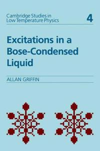 Excitations in a Bose-Condensed Liquid