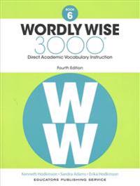Wordly Wise 3000, Book 6