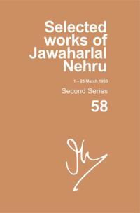 Selected Works of Jawaharlal Nehru 1 - 25 March 1960