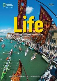 Life Pre-Intermediate Student's Book with App Code