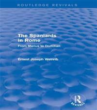 Spaniards in Rome (Routledge Revivals)