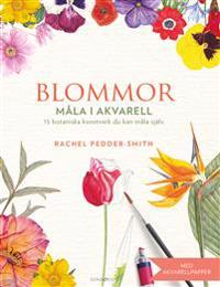 Blommor : måla i akvarell - Rachel Pedder-Smith   Laserbodysculptingpittsburgh.com