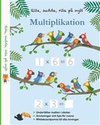 Börja med matematik. Multiplikation