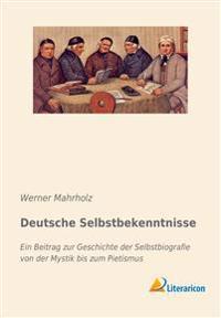 Deutsche Selbstbekenntnisse