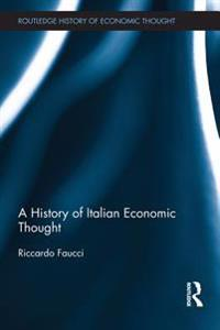 History of Italian Economic Thought