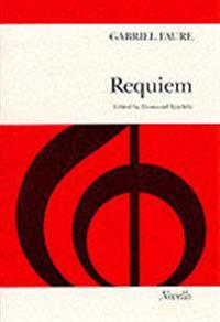 Requiem Vocal Score, Opus 48: For Soprano & Baritone Soli, SATB & Orchestra