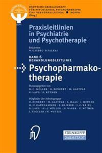 Behandlungsleitlinie Psychopharmakotherapie
