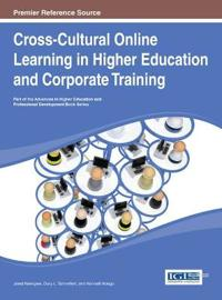 Cross-Cultural Online Learning in Higher Education and Corporate Training