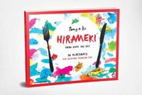 Hirameki: 36 placemats - draw what you see