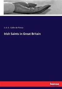 Irish Saints in Great Britain