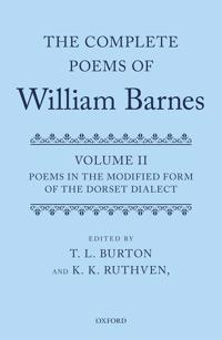 Complete Poems of William Barnes