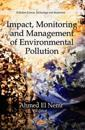 Impact, Monitoring and Management of Environmental Pollution