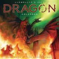Llewellyn's Dragon 2019 Calendar