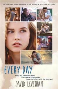 Every day - film tie-in