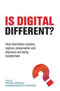 Is Digital Different?