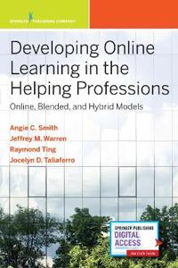 Developing Online Learning in the Helping Professions