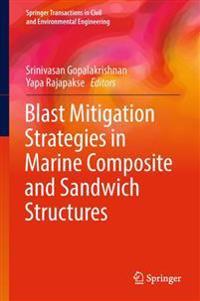 Blast Mitigation Strategies in Marine Composite and Sandwich Structures
