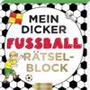 Mein dicker Fußballrätselblock