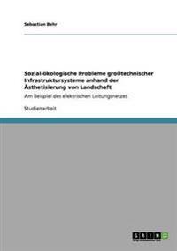 Sozial-Okologische Probleme Grotechnischer Infrastruktursysteme Anhand Der Asthetisierung Von Landschaft