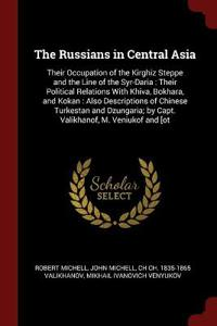 The Russians in Central Asia