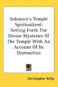 Solomon's Temple Spiritualized