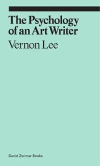 The Psychology of an Art Writer