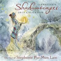 Llewellyn's Shadowscapes 2019 Calendar