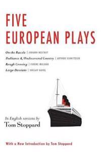 Five European Plays: Nestroy, Schnitzler, Molnár, Havel