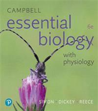 Campbell Essential Biology with Physiology Plus Mastering Biology with Pearson Etext -- Access Card Package [With eBook]