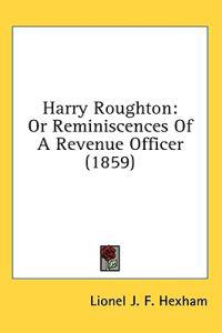 Harry Roughton