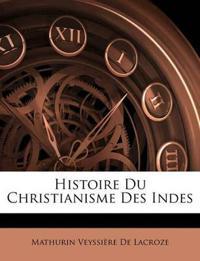 Histoire Du Christianisme Des Indes
