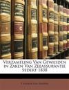 Verzameling Van Gewijsden in Zaken Van Zeeassurantie Sedert 1838
